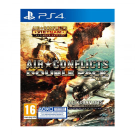 Air Conflicts Double Pack Pacific Carriers + Vietnam PS4 (SP)