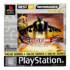 Eagle One Harrirer Attack Value Series PSX (SP)