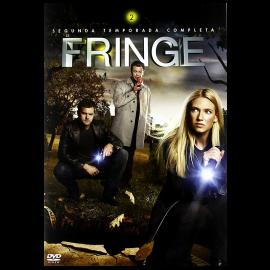 Fringe Temporada 2 (23 Cap) DVD