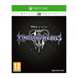 Kingdom Hearts 3 Deluxe Edition Xbox One (SP)