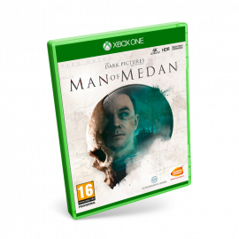 The Dark Pictures Anthology: Man of Medan Xbox One (SP)
