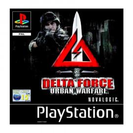 Delta Force Urban Warfare PSX (SP)