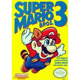 Super Mario Bros 3 NES A