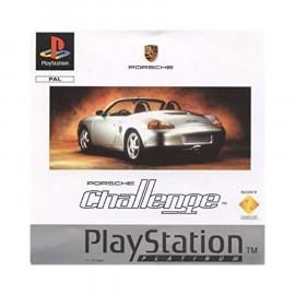 Porsche Challenge Paltinum PSX (SP)