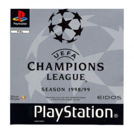 Uefa Champions League 98-99 PSX (SP)
