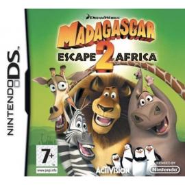 Madagascar 2 DS (SP)