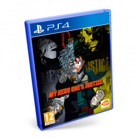 My Hero: Ones Justice PS4 (SP)