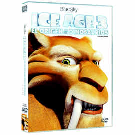 Ice age 3 el origen de los dinosaurios DVD