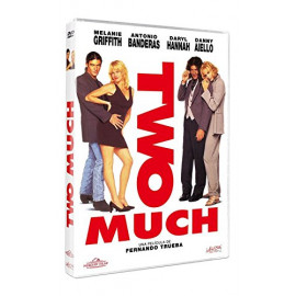 Two Much DVD