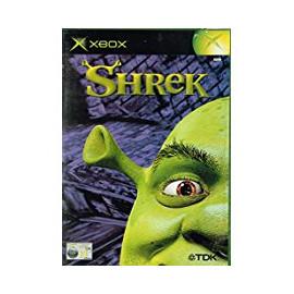 Shrek Xbox (SP)