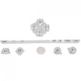 Botones de repuesto White PSP