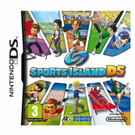 Sports Island DS (SP)