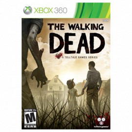 The Walking Dead Xbox360 (SP)