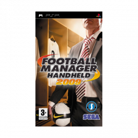 Football Manager Handheld 2009 PSP (SP)