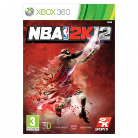 NBA 2k12 Xbox360 (SP)