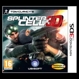 Splinter Cell 3DS (SP)