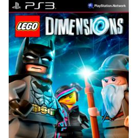 Juego Lego Dimensions PS3 (SP)