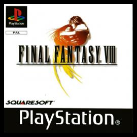 Final Fantasy VIII PSX (SP)