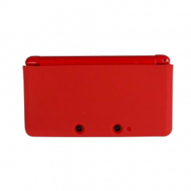 Ultra Slim Silicon Guard Skin-D Rojo Dragon 3DS