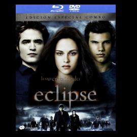 La Saga de Crepusculo Eclipse BluRay (SP)