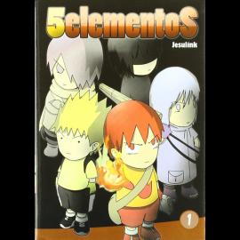 Manga 5 Elementos Jesulink 01
