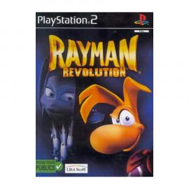 Rayman Revolution PS2 (SP)