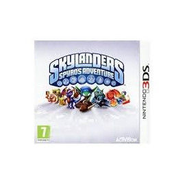 Skaylanders Spyros Adventure 3DS (SP)