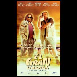 El Gran Lebowski DVD