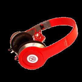 Reacondicionado: Auricular Hanizu 603 V2 ROJO