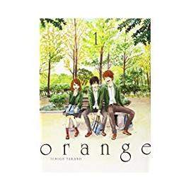 Manga Orange Tomo Domo 01