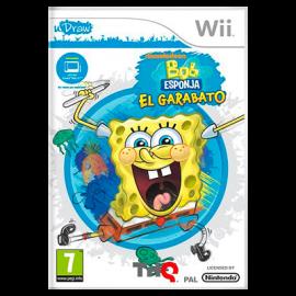 Bob Esponja El garabato Wii (SP)