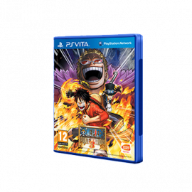 One Piece Pirate Warriors 3 PSV (SP)