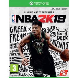 NBA 2K19 Xbox One (SP)