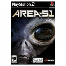 Area 51 PS2 (SP)