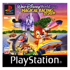 Walt Disney World Quest:Magical Racing Tour PSX (SP)