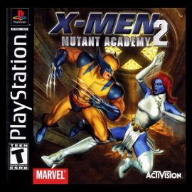 X-Men 2 Mutant Academy PSX (SP)