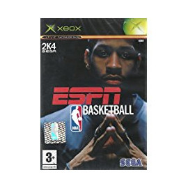 ESPN Basketball Xbox (SP)