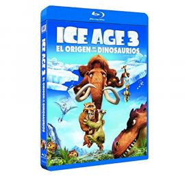 Ice Age 3: El Origen de los Dinosaurios BluRay (SP)