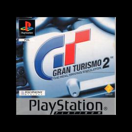 Gran Turismo 2 Platinum PSX (SP)