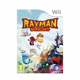 Rayman Origins Wii (SP)