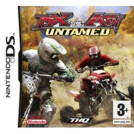 MX vs ATV Untamed DS (SP)