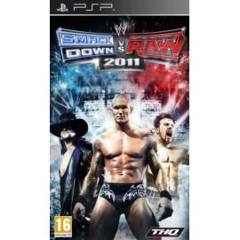 WWE SmackDown vs. Raw 2011 Platinun PSP (SP)