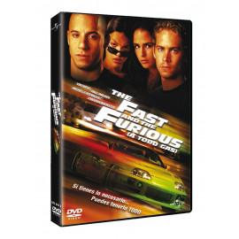 Fast Furious DVD