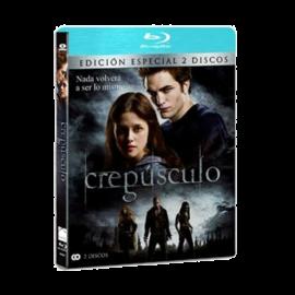Crepusculo Edicion Especial BluRay (SP)