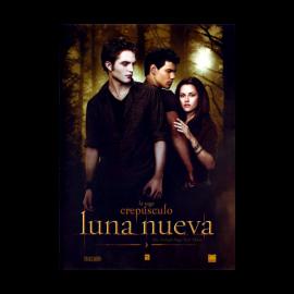 La saga crepusculo Luna Nueva DVD