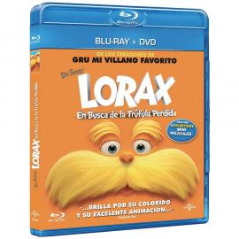 Lorax BluRay (SP)