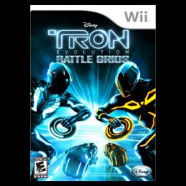 Tron Evolutions Battle Grids Wii (SP)