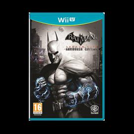 Batman Arkham City Armored Edition Wii U (SP)