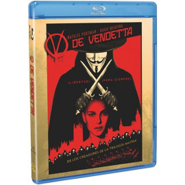 V De Vendetta BluRay (SP)