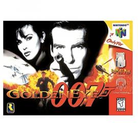007 Golden Eye N64 A